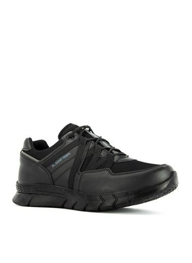 Slazenger Slazenger ATHENA Yürüyüş Erkek Ayakkabı  Siyah